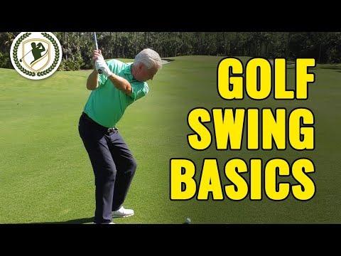 Beginner Golf Swing Basics – 3 Shortcut Concepts & Drills
