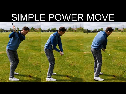CREATE AN EASY SWING – PRIME YOUR LEGS FOR POWER
