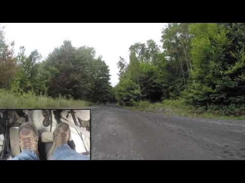 Rally Driving Explained