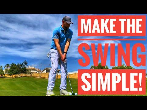 Make The Golf Swing SIMPLE
