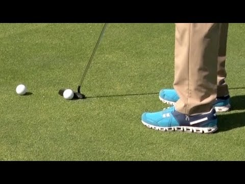 Golf Tips: Putting With Your Shoulders
