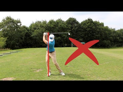 2 GOLF SWING DEATH MOVES WITH IRONS