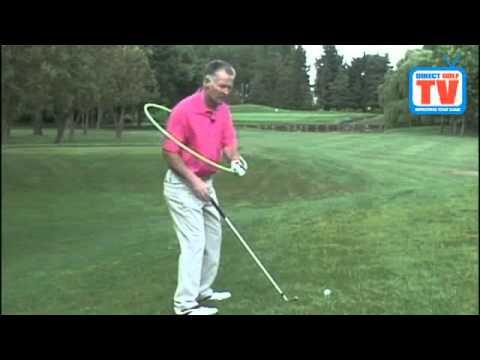 Direct Golf TV Golf Tips & Drills – swing plane