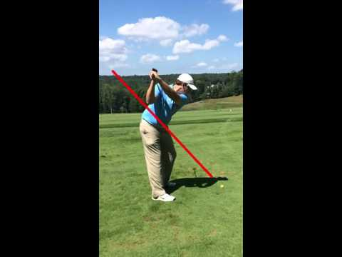 Swing Plane and Club Face Golf Tip
