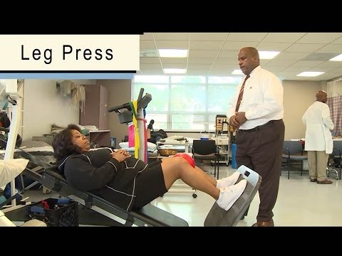 Physical Therapy Exercises After Knee Replacement