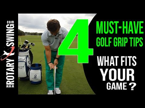4 Golf Grip Tips   Make Your Grip Perfect