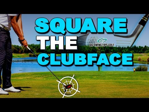 Square The Clubface Every Time – Golf Setup Tips