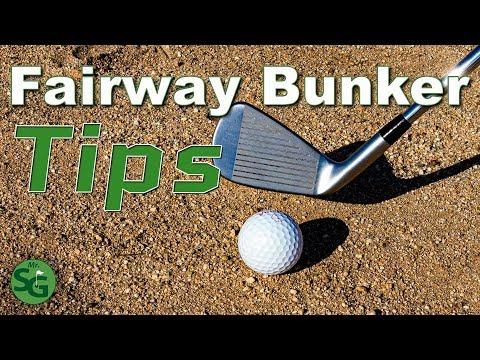 The Top Fairway Bunker Golf Tips | Mr. Short Game