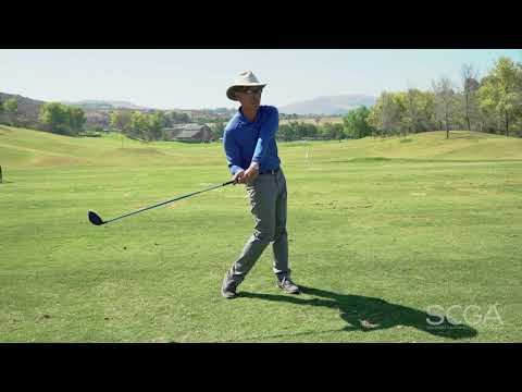 SCGA Swing Tip: Correcting Your Driving