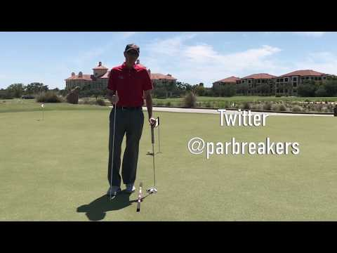 Golf Tip :  Simple Putting Drill to Improve Your Impact and Sink More Putts!