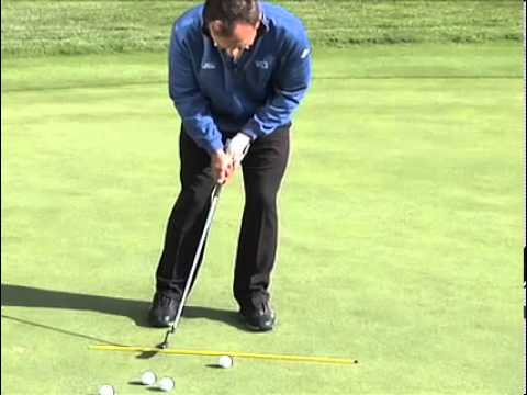 Rick Smith Golf Tips–Putting Set Up