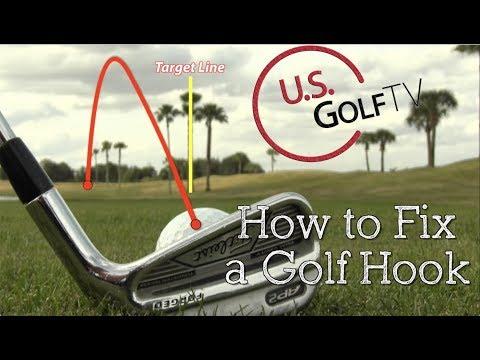 How to Fix a Golf Hook