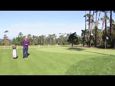 Pebble Beach Golf Academy Tips & Tactics – Hybrid Chipping