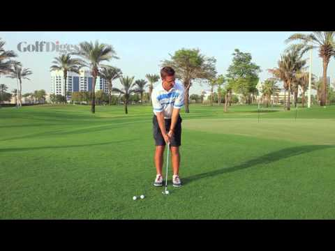 Tips for varying ball flight when chipping