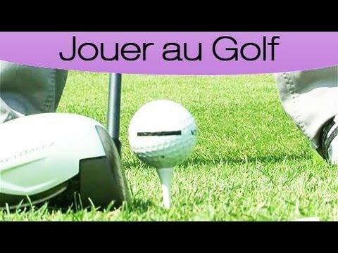 Astuces : comment faire un driving au golf