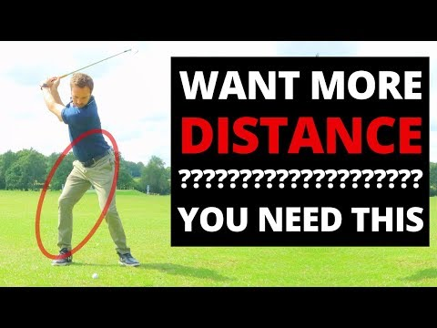 WHO WANTS MORE DISTANCE? YOU BETTER DO THIS THEN