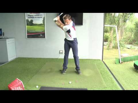 Perfect your inside to out swing path in golf