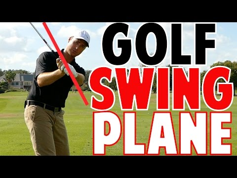 Golf Swing Plane | The Importance Of Being OFF PLANE!!