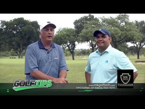 Golf Tips: Hitting a Hybrid Chip Shot