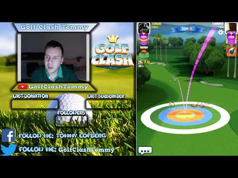 Golf Clash tips, Wind Guide 3.0 – How to play like Tommy
