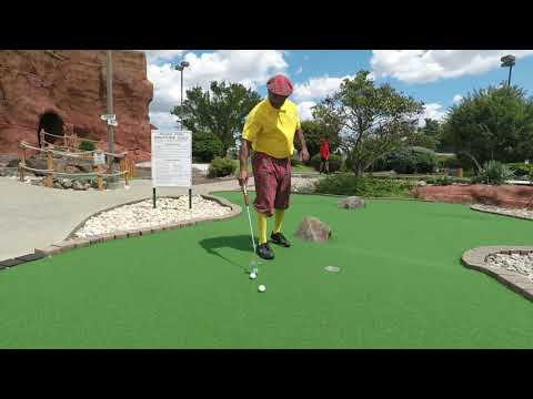"""The Golf Caddie With Soul"" – PUTTING TECHNIQUES – Professional Golf Caddie 33 Yrs – WAYNE, NJ"