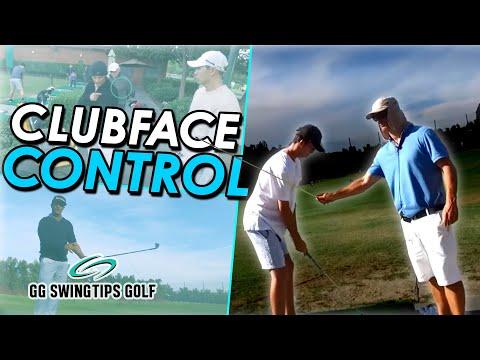 Club Face Control Lesson | No Slice Golf Swing