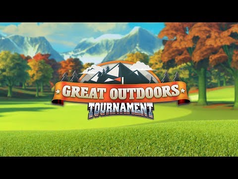Golf Clash – Great Outdoors – Opening Round – Double Expert (-30/-34)