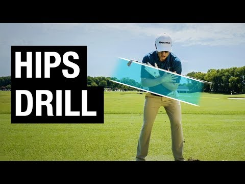 How To Use Your Hips In The Golf Swing (Pelvis Trick)