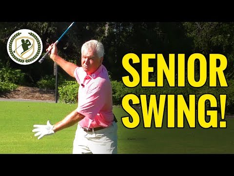 🏌️♂️Best Driver Swing For Senior Golfers (WORKS EVERY TIME!)