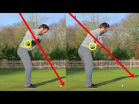HOW TO SWING THE GOLF CLUB ON PLANE BASIC