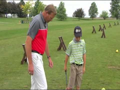Junior Golf Tips for a 10-year-old