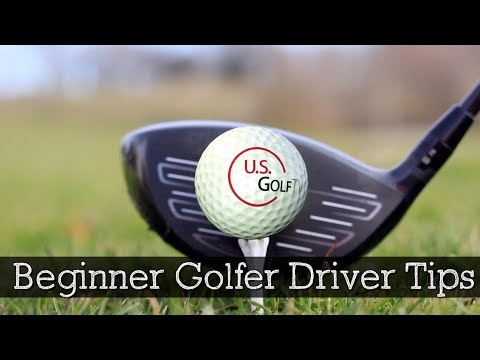 How to Hit Driver for Beginners