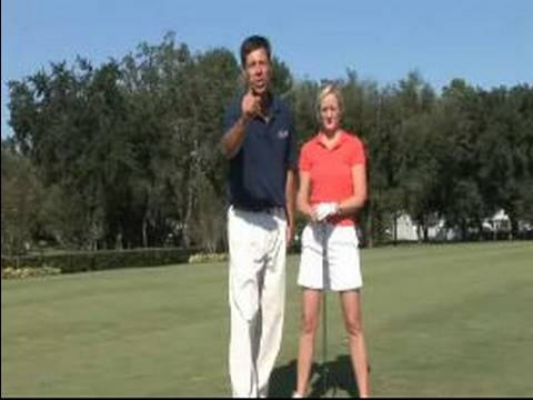 Free Women's Golf Tips : Fairway Woods Golf Tips