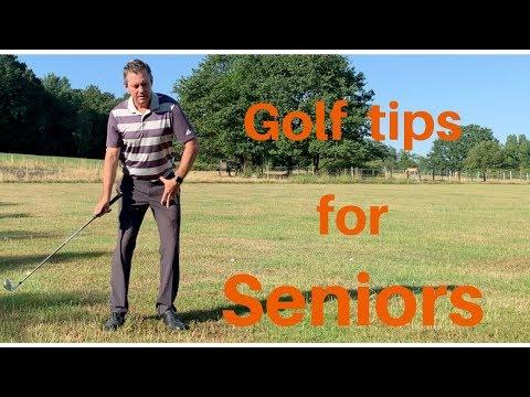 Golf tips for Seniors.