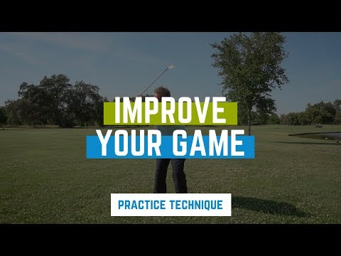 Golf Tips | Practice Drill for the Driving Range