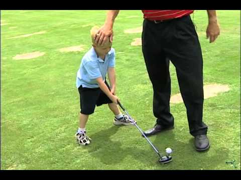 Junior Golf Tips for a 5-year-old