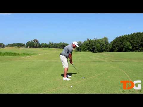 How to Setup with Mid Irons – Golf Tips in 90 Seconds or Less with Tyler Dice Golf