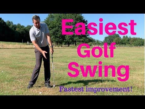 Easiest Golf Swing.