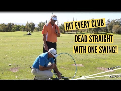 How to Hit the Golf Ball Dead Straight With Every Club