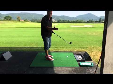 Golf Driving Range tip – Black Mountain Thailand
