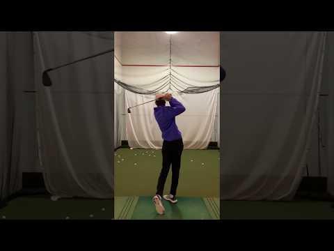 Rate My Golf Swing (Iron) Scratch Golfer Zero Handicap Left Handed Justin Thomas