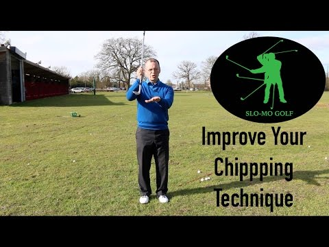 Golf Tip: Improve Your Chipping Technique