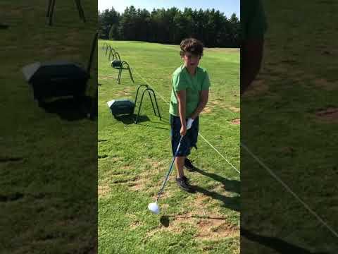 Golfing in Bridgewater
