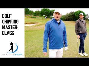 Golf Chipping Masterclass
