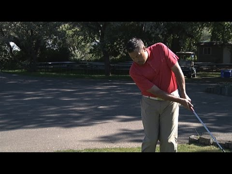 Golf Tips – Mechanics of Chipping