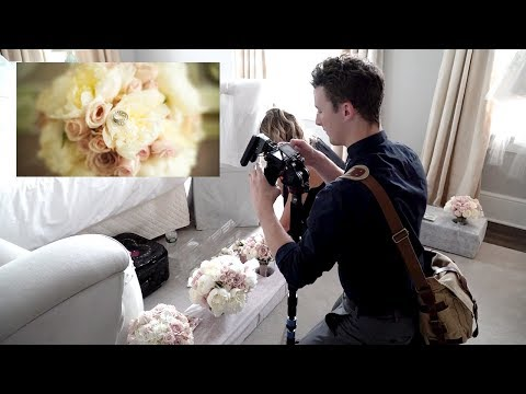 Wedding Filmmaking Behind the Scenes – Melissa and Eric