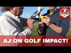 AJ Bonar, Truth About the Moment of IMPACT in Golf