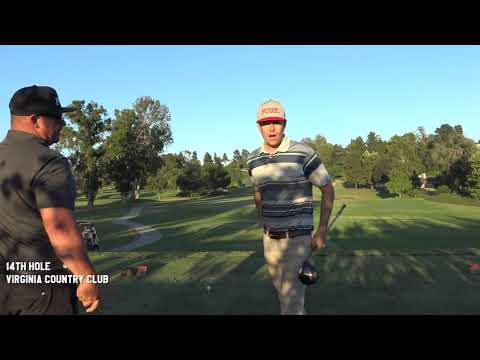Does Tiger Woods Actually Outwork Everyone? Golf Vlog with Nick Badel from PURE.