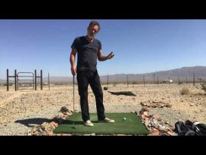 A Drill to Experience Effortless Power in the Golf Swing