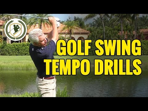 HOW TO GET TIMING IN YOUR GOLF SWING – GOLF SWING TEMPO DRILLS